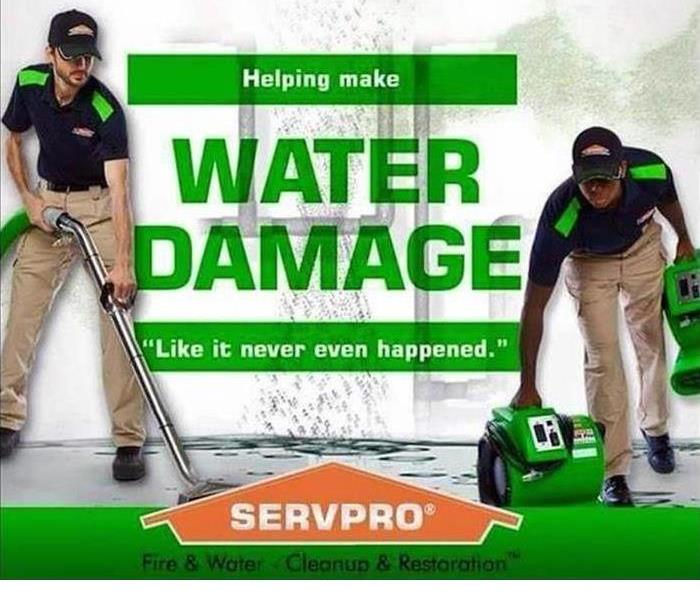 Water Damage Professionally-Trained Technicians