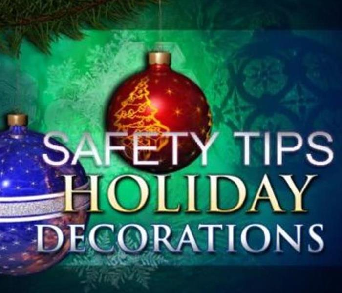 Safe Holiday Decorating Tips